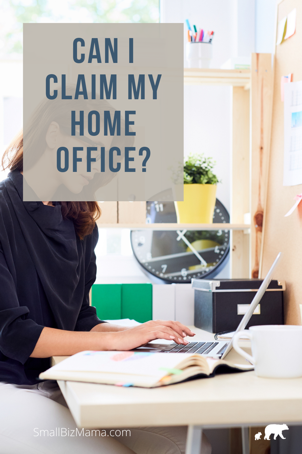 Can I claim my home office?