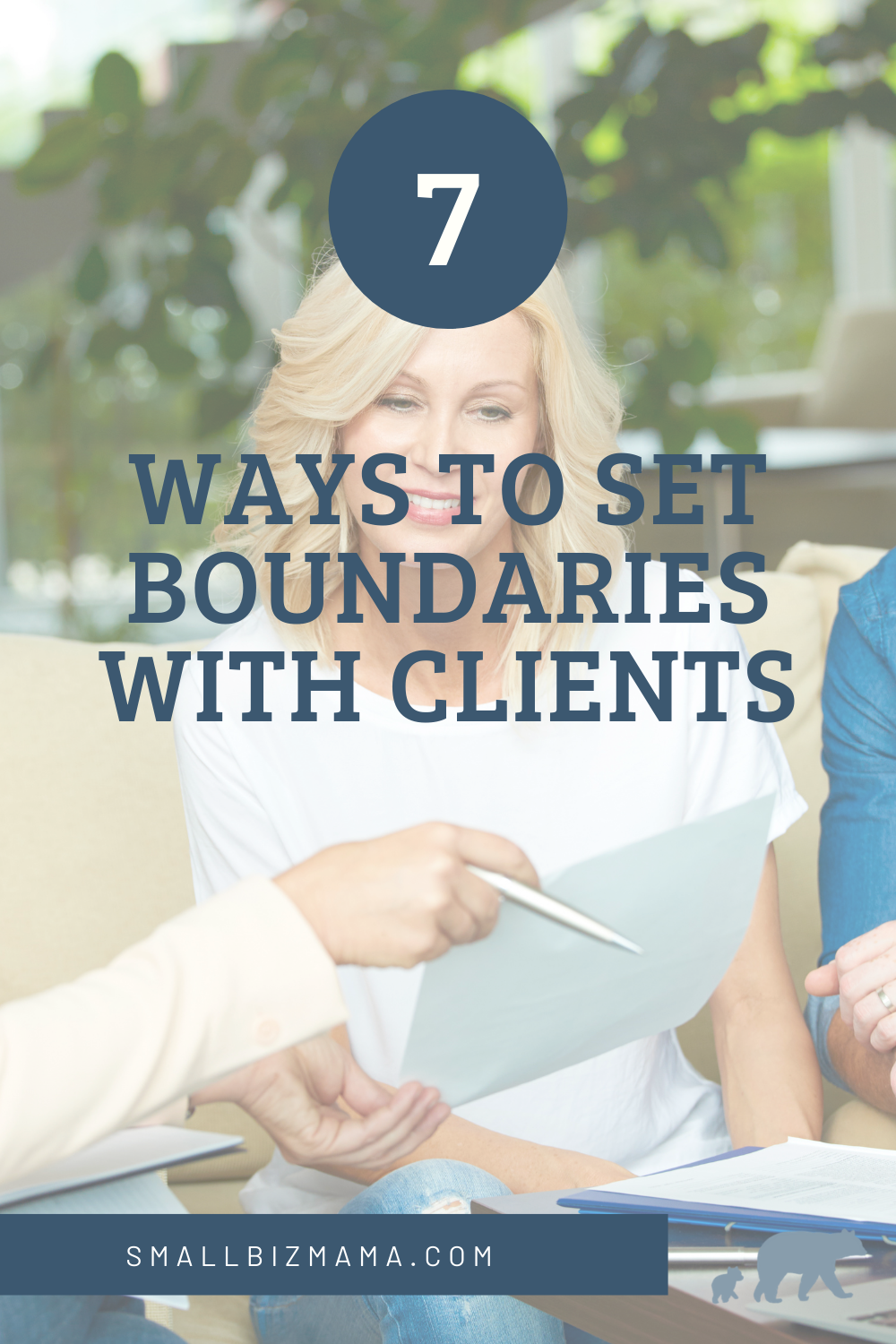 7 ways to set boundaries with clients