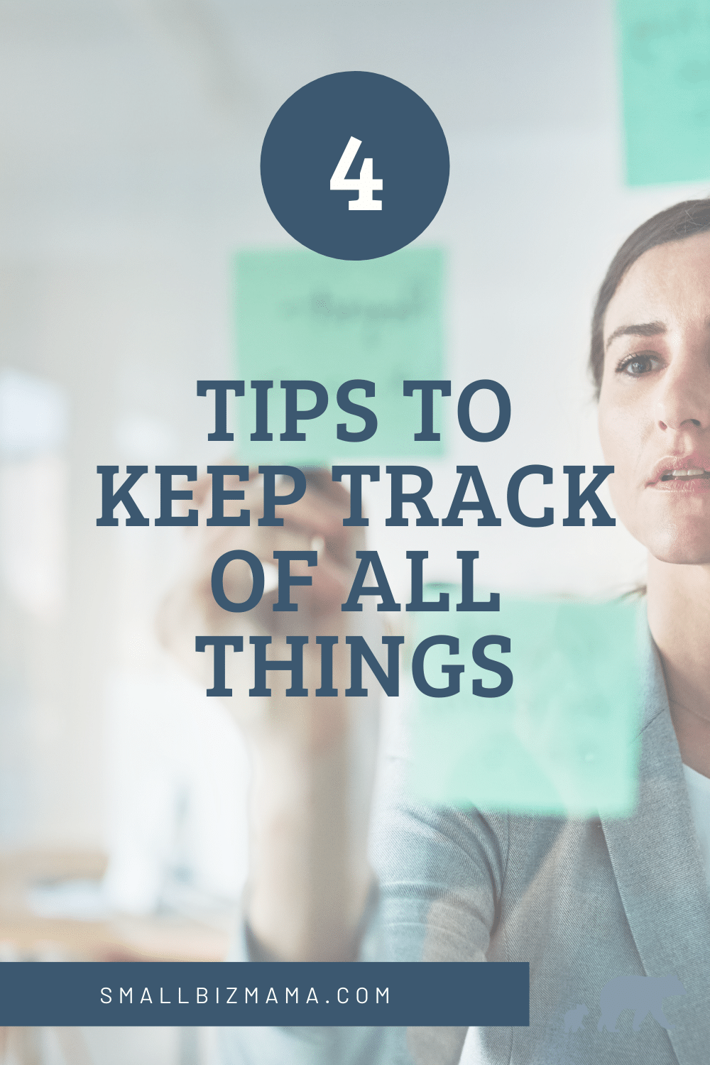 4 tips to keep track of all things