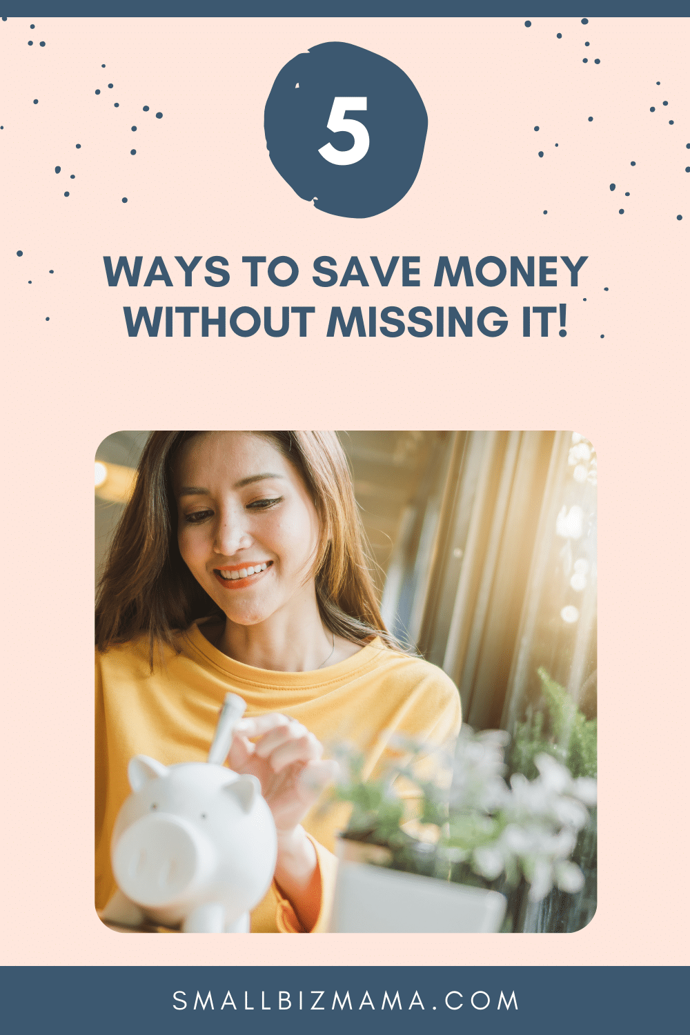 Five ways to save money without missing it