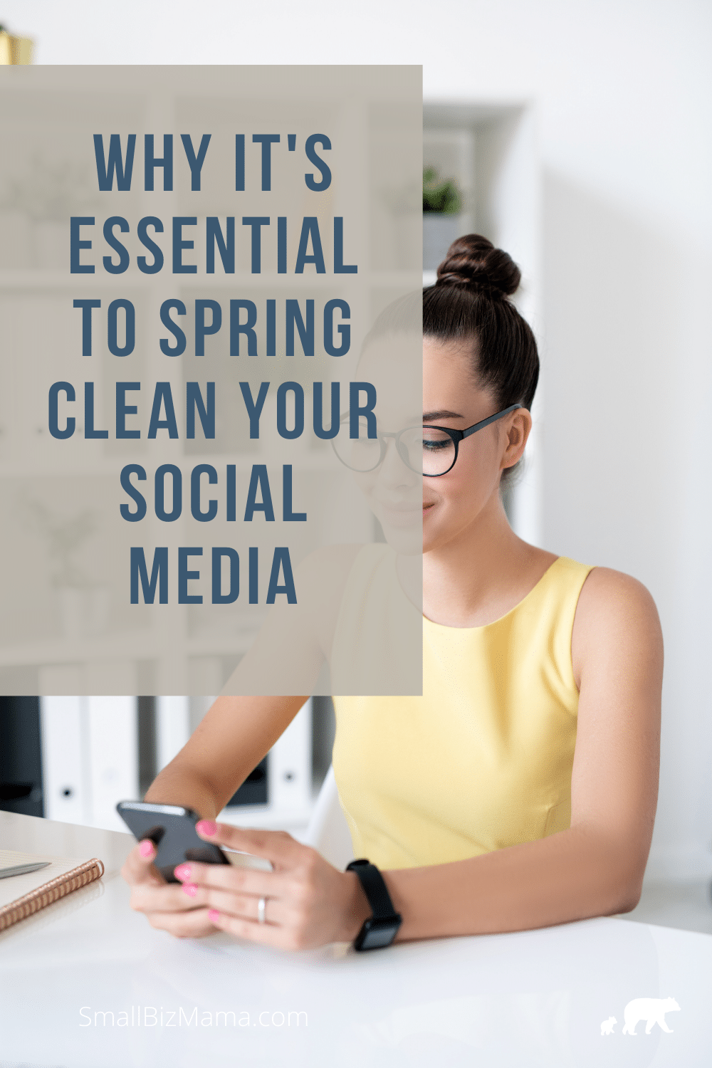 Why it's essential to spring clean your social media